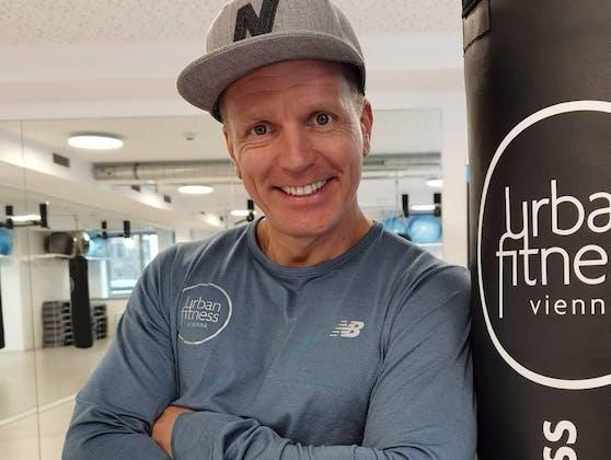 Roman Daucher sorgt sich um die Zukunft der Fitness-Branche