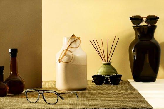 """Das Brillenmodel """"Considered Craft"""" gehört zu den wichtigsten Sonnenbrillen-Trends für den kommenden Frühling und Sommer 2021."""
