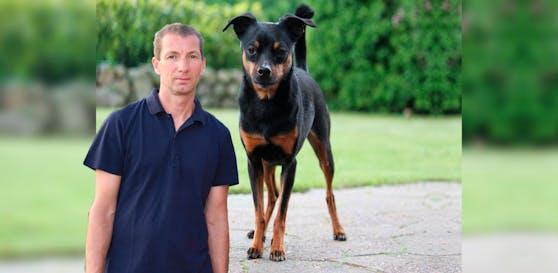 Manfred C. (56) wurde von einem Hund gebissen.