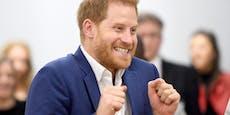 """""""The Crown"""" findet keinen Darsteller für Prinz Harry"""