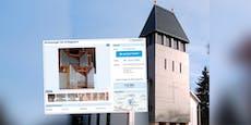Pfarre verkauft Kirchenorgel im Netz auf willhaben