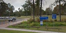 10 Männer vergewaltigen 15-jährige Mädchen in Park