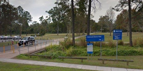 Der Vorfall ereignete sich im Calamvale District Park in Australien.