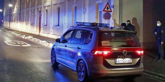 Polizei-Einsatz in Kärnten (hier ein Archivfoto aus Klagenfurt)