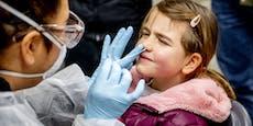 Delta-Variante: So viele Fälle in Wien bei 6-Jährigen