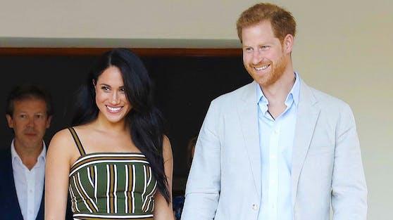 Herzogin Meghan und Prinz Harry haben am Wochenende verkündet, dass sie zum zweiten Mal Eltern werden.