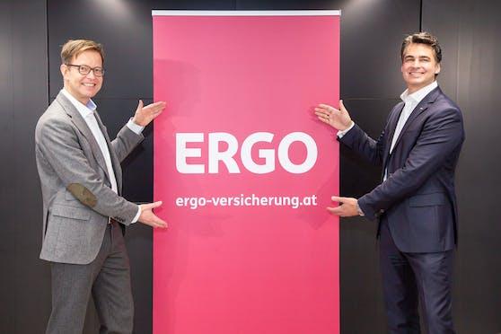ERGO stellt eine neue Versicherungsleistung vor.