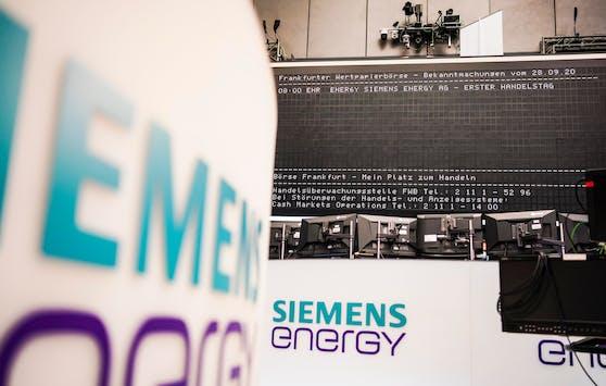 Siemens Energy will weltweit 7.800 Stellen abbauen.