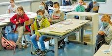 Darum gibt es FFP2-Maskenpflicht trotz Tests in Klassen