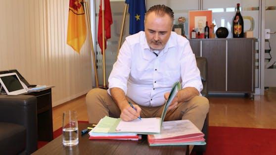 """""""Dosko"""" möchte sich vorerst auf die interne Regierungsarbeit beschränken"""