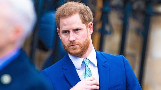 Prinz Harry erweist am Wochenende seinem Großvater die letzte Ehre, sorgt sich aber gleichzeitig auch um seine Frau Herzogin Meghan.