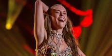 Rapper bietet Laura Müller sein ganzes Geld für Porno