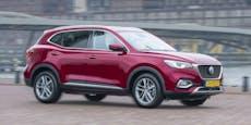 China-SUV mit Plug-in-Hybrid startet zum Kampfpreis