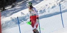 ÖSV-Läuferin scheitert im WM-Slalom beim neunten Tor