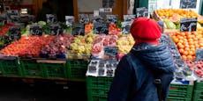 Kontrolle auf Märkten – so viele Strafen gab es bisher