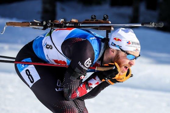 Biathlon-Star Simon Eder