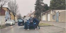 Brunner Autodieb schon nach einem Tag freigelassen