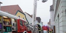 Fünf Verletzte bei Brand in Mehrparteienhaus