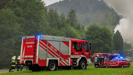 Ein 34-Jähriger kam bei dem Brand ums Leben.