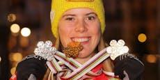 Österreich Nummer 1, obwohl Schweiz mehr Medaillen hat
