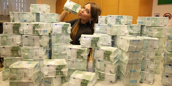 """Bei """"6 aus 45"""" ging es am Sonntag um sagenhafte 6,8 Millionen Euro."""