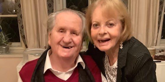 Geburtstagskind Karl Spiehs mit seiner Ehefrau Angelika.