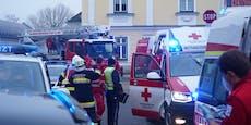 117 Florianis löschten Brand in Wohnhaus