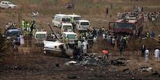 Mehrere Tote bei Absturz von Militärmaschinen
