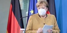 Harter Lockdown: Merkel will Corona-Notbremse ziehen