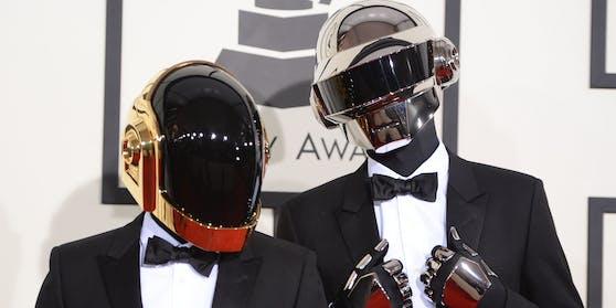 Harder, better, faster, stronger: Daft Punk haben sich aufgelöst, Begründung gibt es keine.