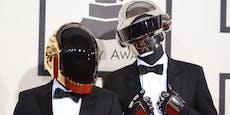 Elektropop-Duo Daft Punk löst sich auf