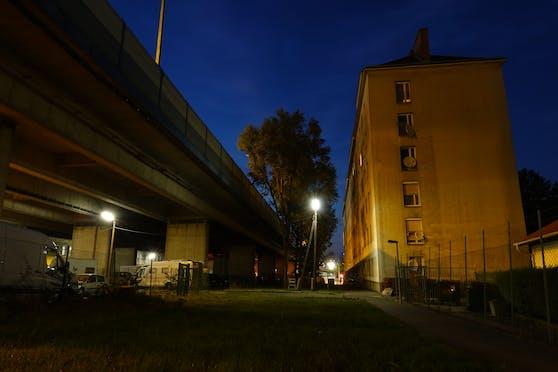 Wohnanlage in Simmering (Archivfoto).