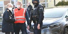 Cobra fasst Bankräuber von Rainbach nach Tipp