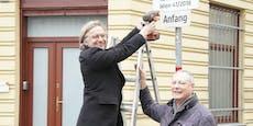 Körpernaher Einsatz für Josefstädter Anrainerparkplätze