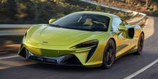 Neuer Plug-in-Hybrid-Supersportwagen von McLaren