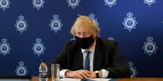 Boris Johnson will bis Ende Juni alle Corona-Maßnahmen aufheben.