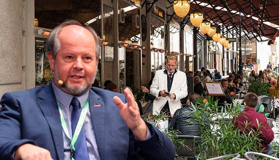 Top-Mediziner Nowotny erklärt, unter welchen Umständen wir wieder die Lokale besuchen könnten.