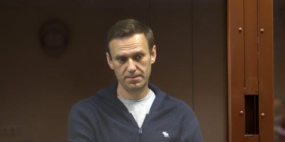 Laut einer Anwältin wird dem russischen Oppositionellen Alexej Nawalny die medizinische Versorgung vorenthalten.