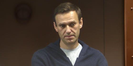 Die EU fordert seit rund drei Wochen erfolglos die Freilassung des Kreml-Kritikers Alexej Nawalny.