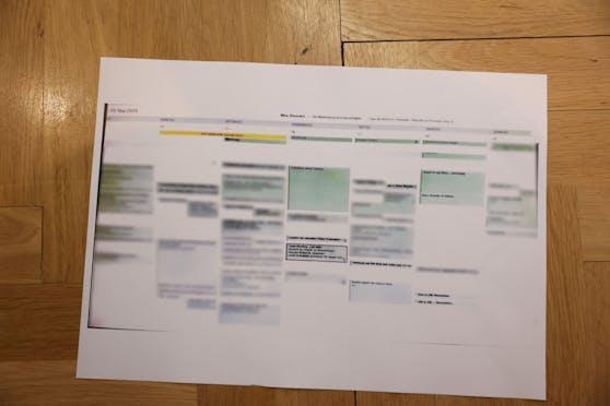 FPÖ sicher: Dieser Kalendereintrag beweist Mitwisserschaft von Bundespräsident Alexander Van der Bellen in der Ibiza-Affäre