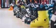 """""""Totalausfall"""" für Händler – 350.000 Paar Ski im Lager"""