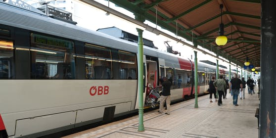 S-Bahn in Wien (Archivfoto)