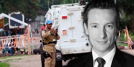 Im Kongo wurde der italienische Botschafter Luca Attanasio getötet.