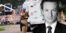 Italienischer Botschafter in Kongo bei Überfall getötet