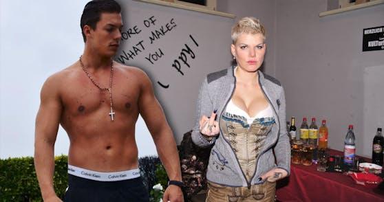 Der Streit zwischen Henrik und Melanie Müller eskalierte völlig.