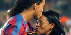 Corona-Tod – Ronaldinho trauert um seine Mutter
