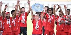 Bayerns Teammanagerin im Babyglück mit Freundin