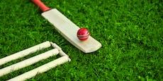 32-Jähriger schlägt mit Cricket-Schläger auf Mann ein