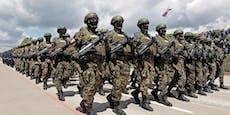 Neue Wehrpflicht in Serbien auch für Austro-Serben