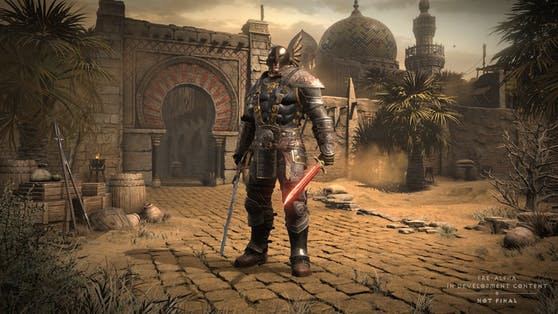 """Blizzard Entertainment erweckt """"Diablo II"""" 2021 für PC und Konsolen zu neuem Leben."""